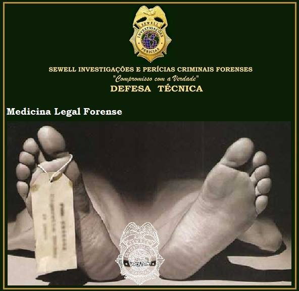 MEDICINA LEGAL SEWELL SC