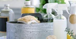 Limpiadores naturales para el hogar