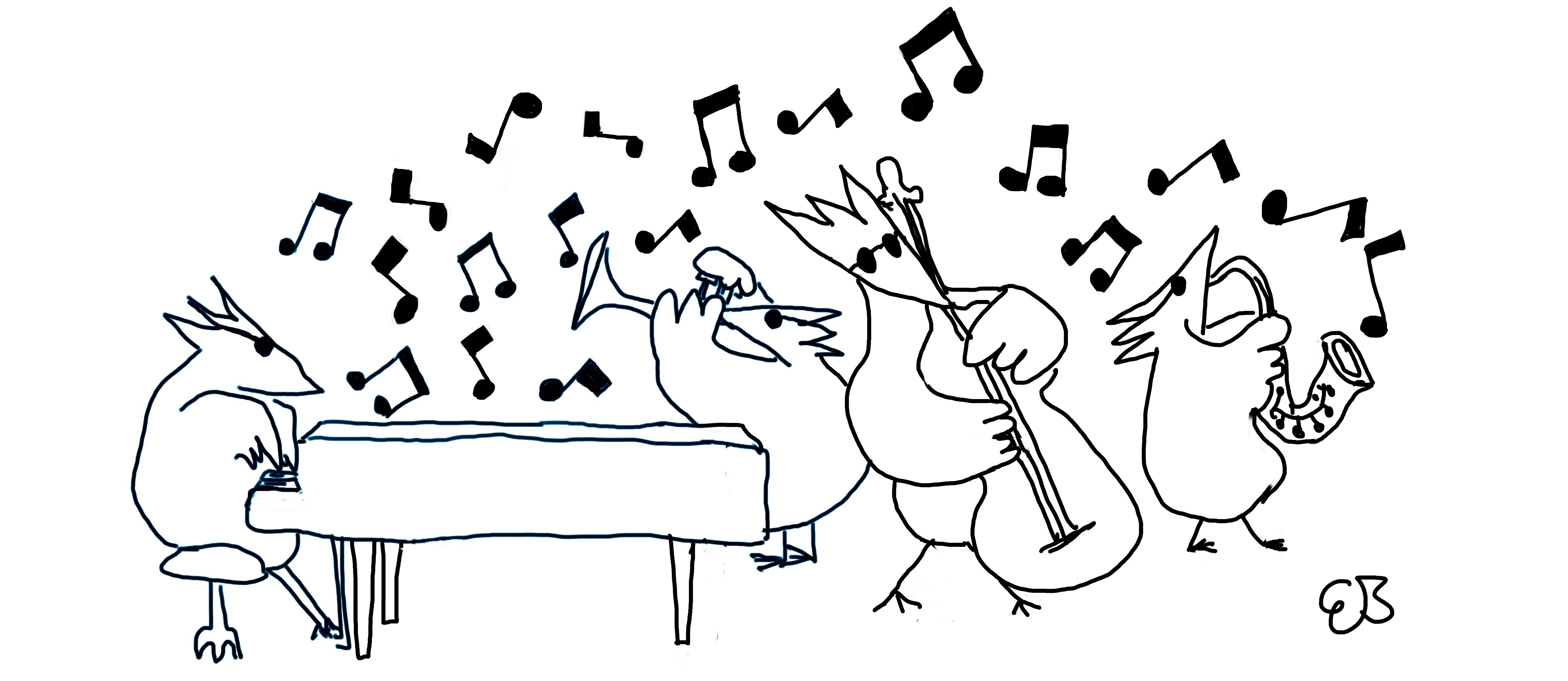 Bird Boogie