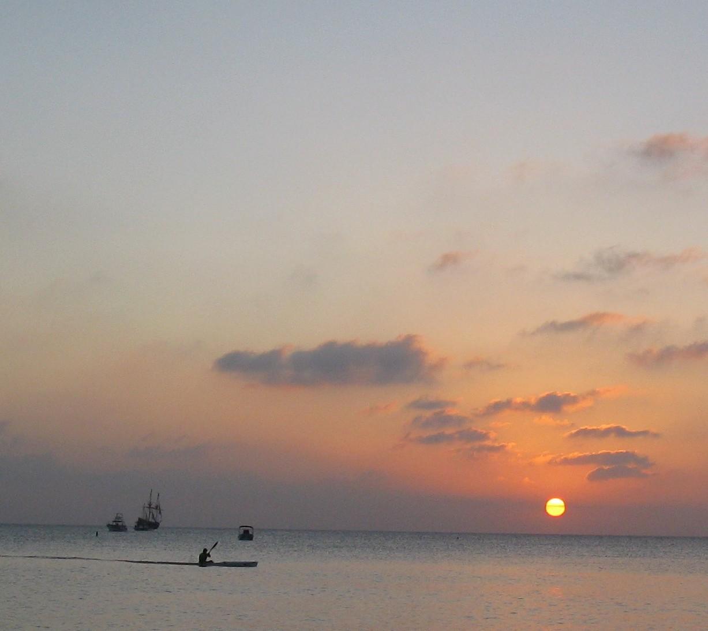 Sunset Grand Cayman