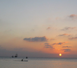 Sunset Grand Cayman