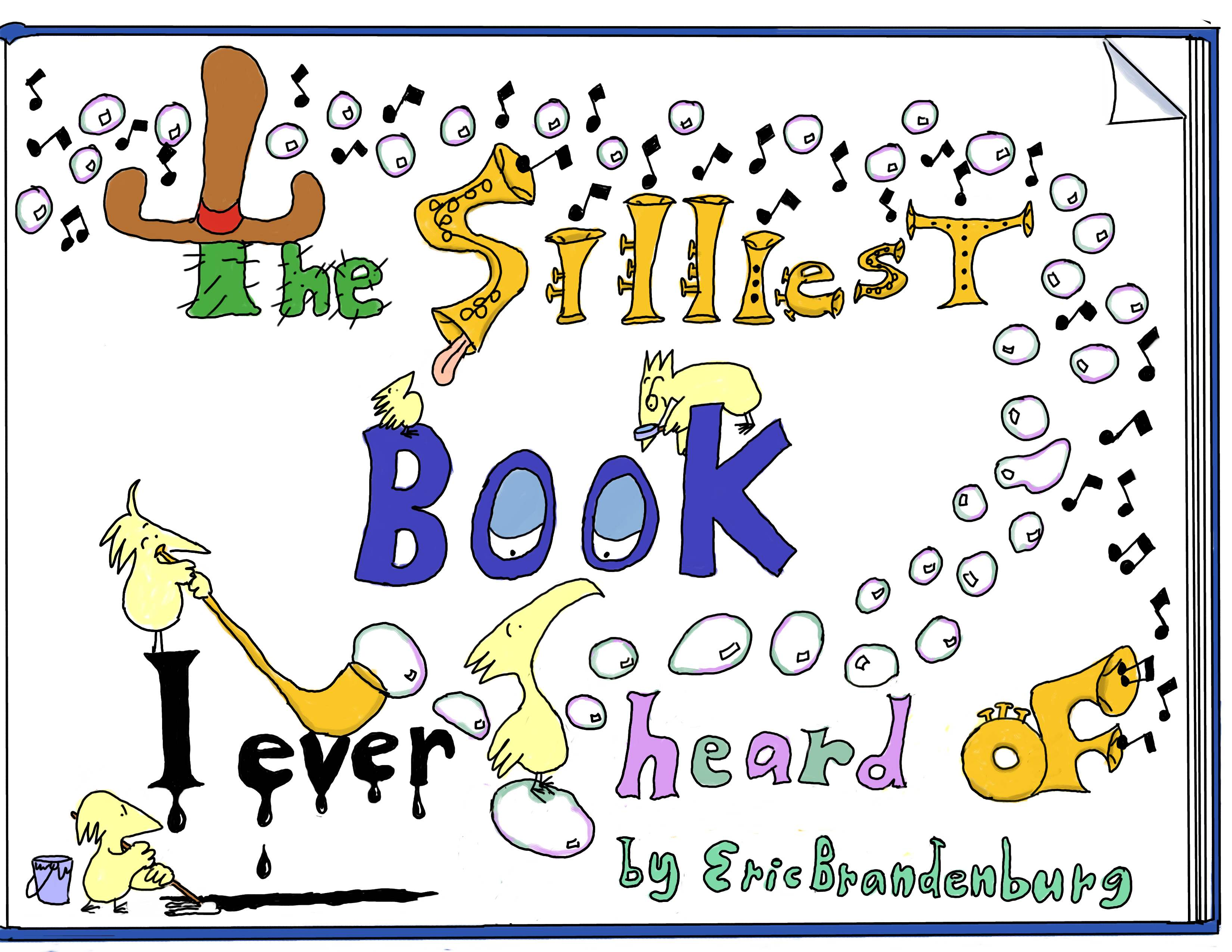 The Silliest Book I Ever Heard Of