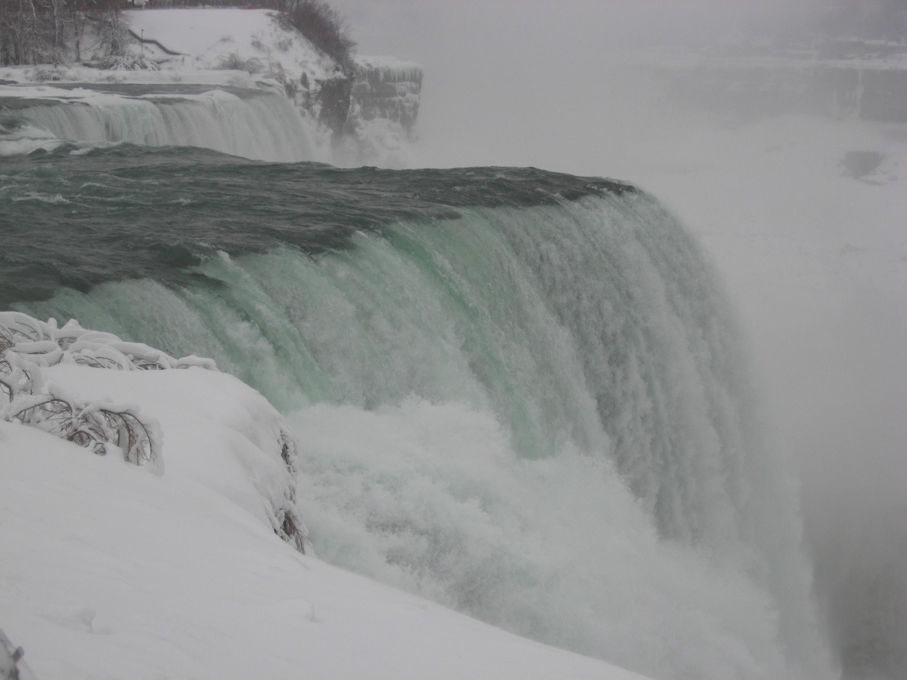 Niagara Falls in Winter