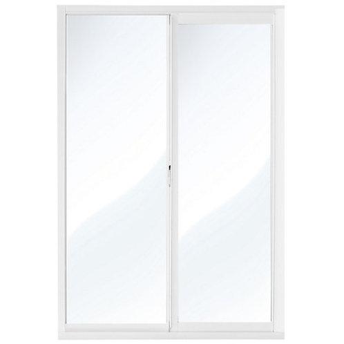 Ventana aluminio blanco 120 x 150 cm Multimarca