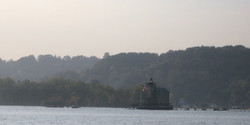 Lighthouse on the Hudson River