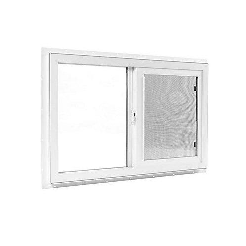 Ventana PVC Termopanel Low-E 120x120
