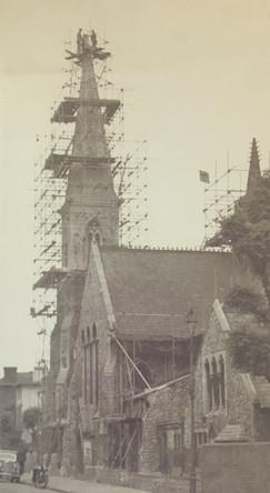 St. Mark's Building Repairs - 1954
