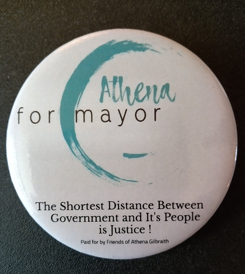 Supporter Button