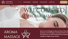 Aroma massage auckland