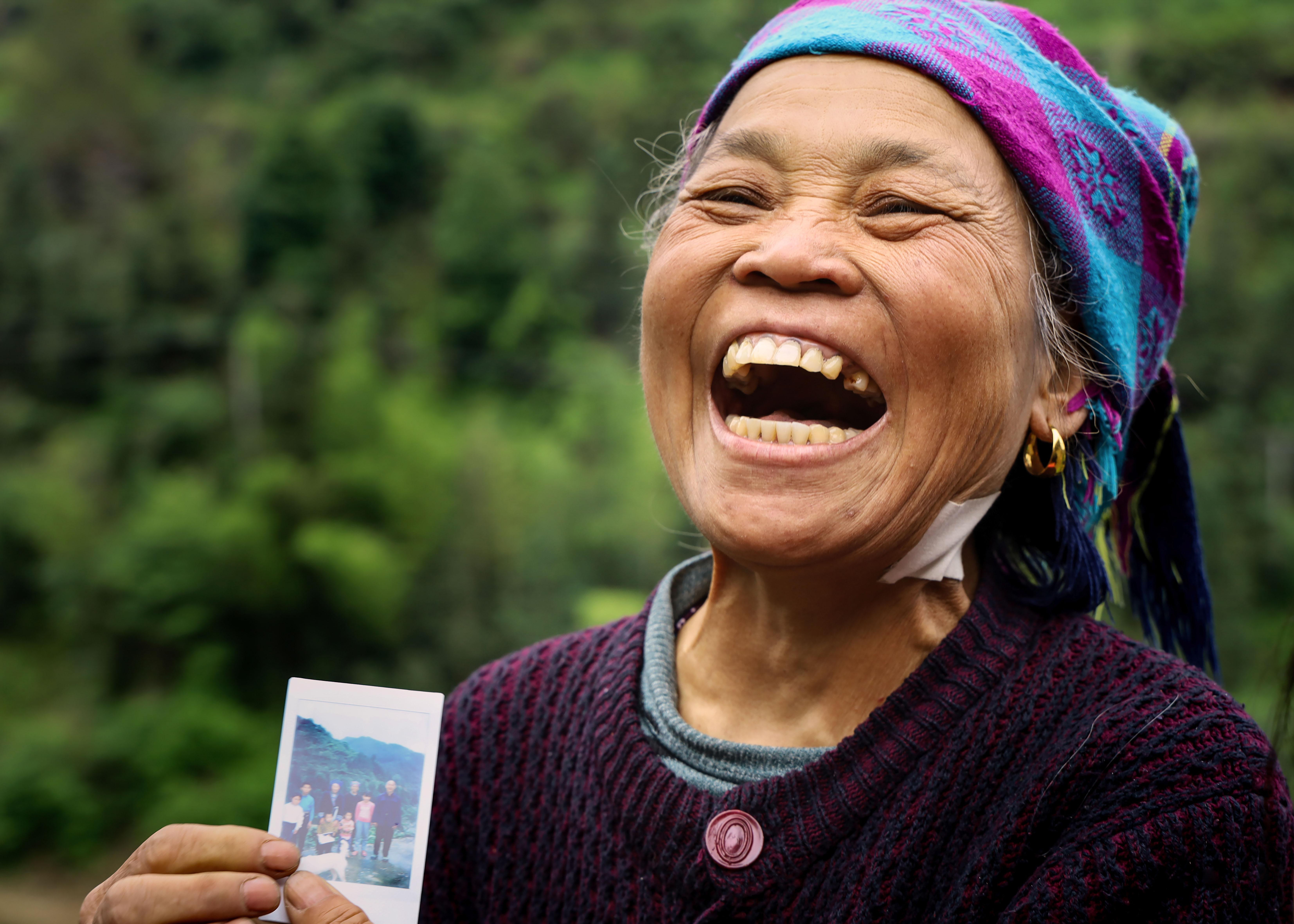 Purple Laugh Ed. 1/5