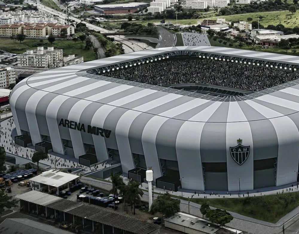 Arena MRV / Foto: Divulgação Atlético
