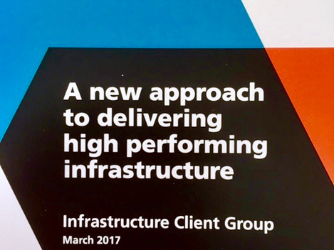 """""""Project 13"""" Launched by the Institution of Civil Engineers.  A new approach to delivering"""