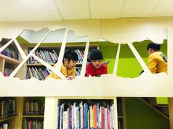"""""""임계초등학교 학생도서관"""""""