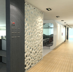 KT Media Hub 강남사옥 인테리어 디자인