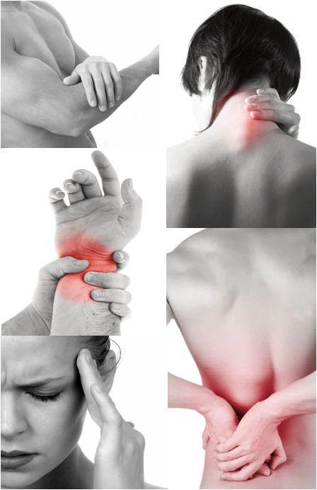 Cold lazer pain treatment