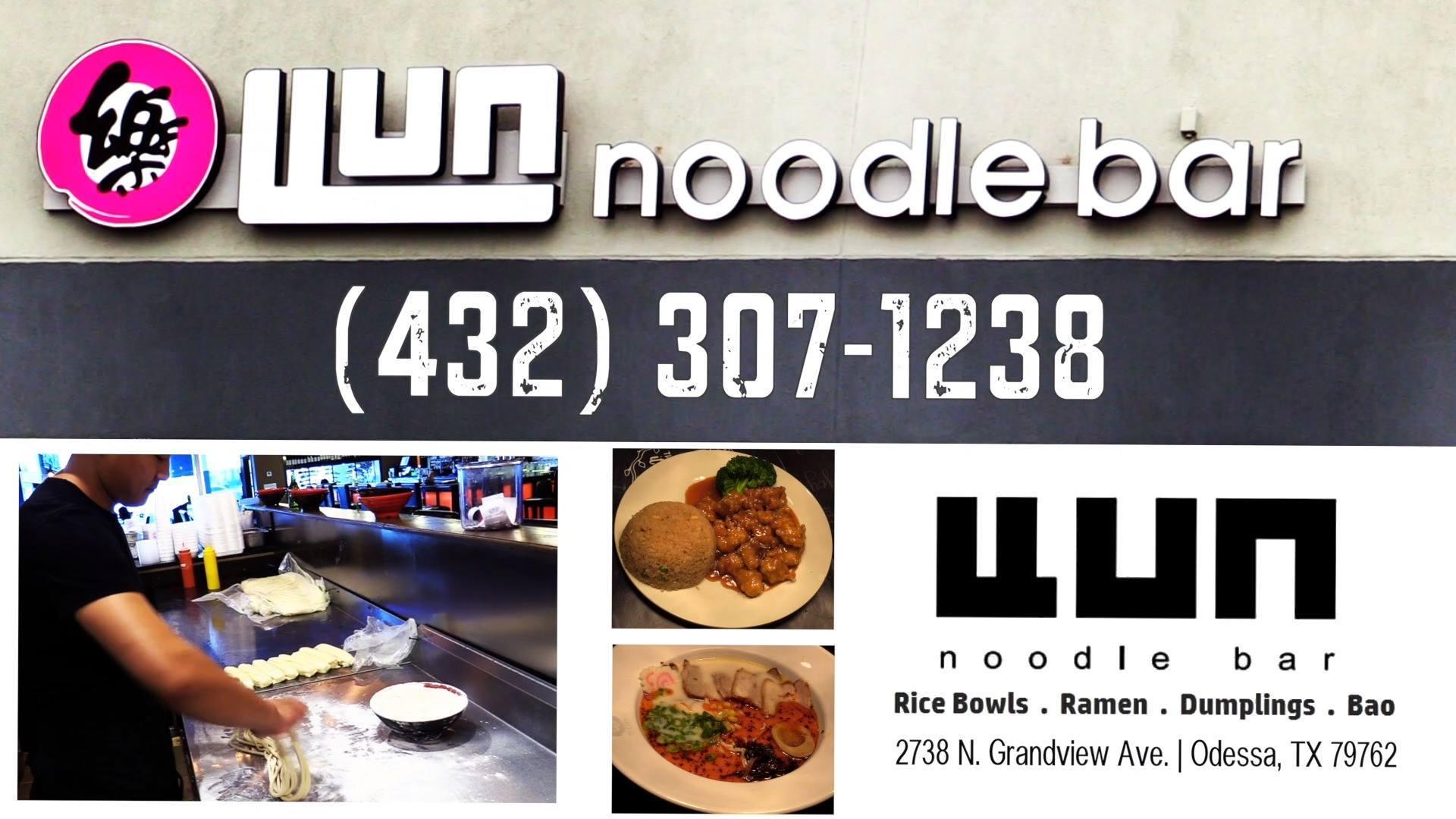 Fun Noodle Bar TV Ad