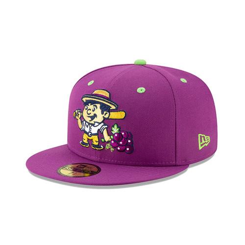 low priced eb594 5263a Men s Tri-City Vineros New Era Copa de la Diversion 59FIFTY Fitted Hat