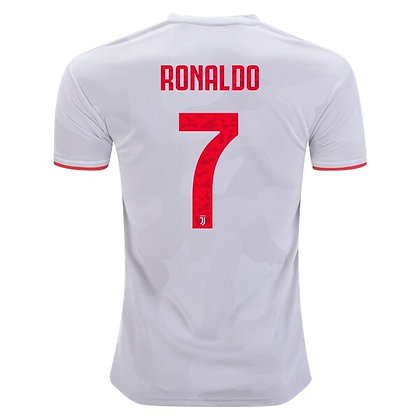 Men's Juventus Christiano Ronaldo19/20 Away adidas Jersey