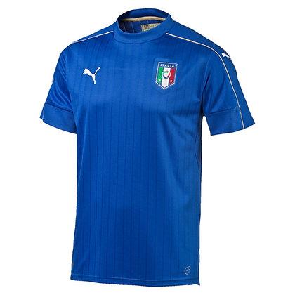 Men's Italy Puma Home replica Jersey 2016-17