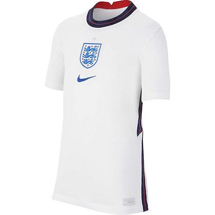 Youth England Nike Stadium Home Jersey 20/21