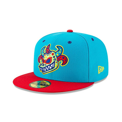 Men's Scranton/Wilkes-Barre Vejigantes New Era Copa de la Diversion 59FIFTY Hat