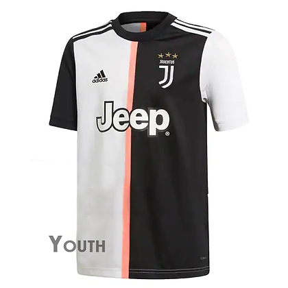 Youth Juventus adidas Home Jersey 2019/20