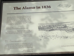 Alamo in 1836