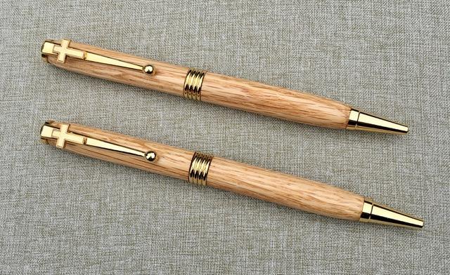 Oak Ballpoint Pen