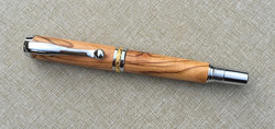 Olivewood Fountain Pen or Rollerball