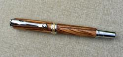 Kingwood Fountain Pen or Rollerball