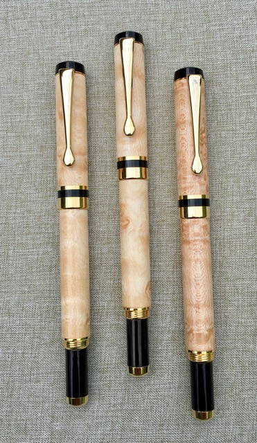 Classic Rollerball and Fountain Pens