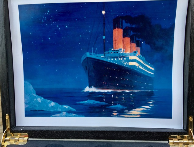 "Titanic ""Recovered Memories"""