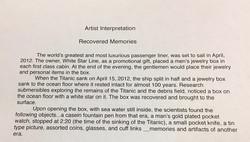 Artist Interpretation