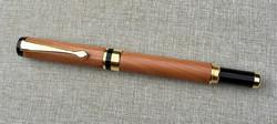 Apple Wood Fountain Pen