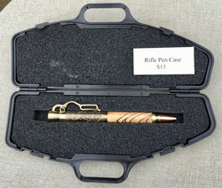 Rifle Pen Storage Case