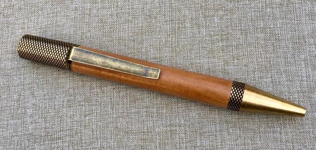 Ancient Kuari wood Ballpoint Pen