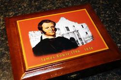 James Bowie Alamo Pen Case