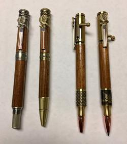USS North Carolina Pens
