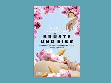 """""""Brüste und Eier"""" von Mieko Kawakami"""