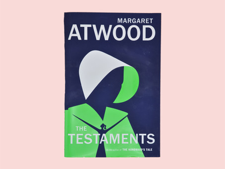 """The Testaments"" von Margaret Atwood"