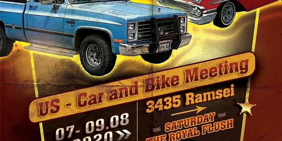 US-Car and Bike Meeting
