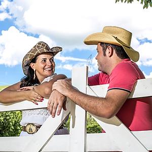 Paula e Luciano