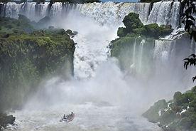 Jungle Boat Tour Iguazu Falls