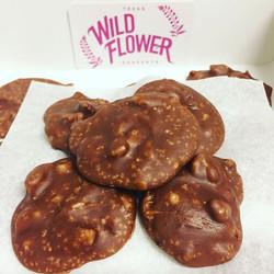 Chocolate Pecan Pralines