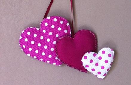 Coeurs entrelacés