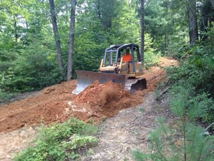 Forest Road Maintenance