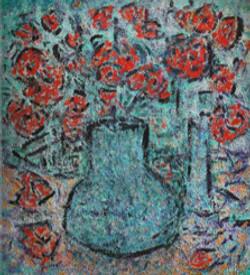 Mug with Flowers
