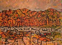 Collioure Mountains