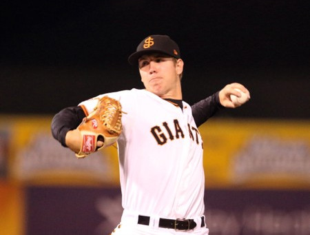 SF Giants Pitcher to Lead Clinic!!!