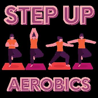 STEP UP Aerobics logo.png
